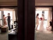 提供专业婚礼摄像和新娘跟妆