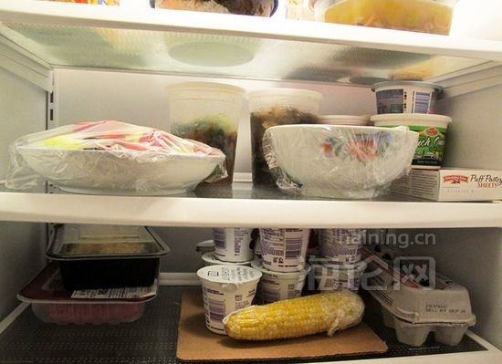有种负担叫打开你家冰箱!你爸妈会在冰箱囤货或剩菜剩饭吗?