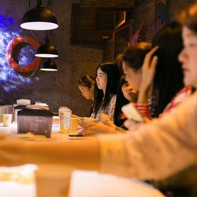 海论美食团试吃评测活动