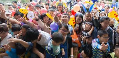 海寧首屆大型歡樂親子匯活動