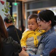 母亲节送花公益活动